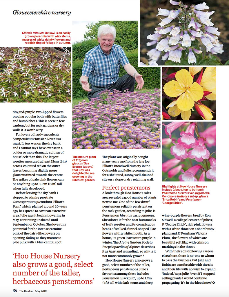 The Article Is Reproduced Here By Kind Permission Of RHS U0027The Gardenu0027  Magazine.